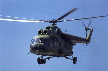 В России вновь разбился вертолет Ми-8, есть жертвы