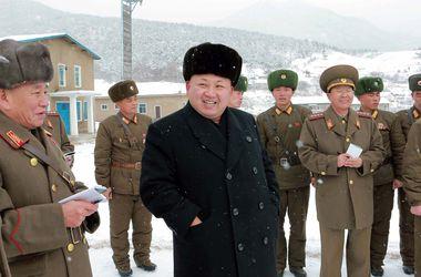 Ким Чен Ын провел учения летчиков-истребителей КНДР