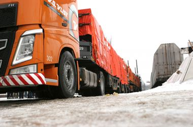 Из Харькова в Нидерланды отправились последние грузовики с обломками Boеing
