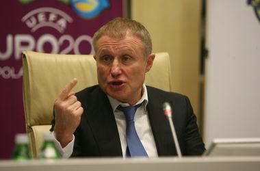 Профессионального футбола в Крыму пока не будет - Суркис