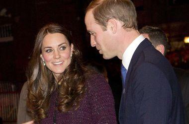 Беременная Кейт Миддлтон и принц Уильям прибыли в Нью-Йорк