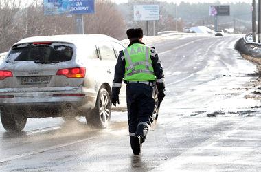 Киевская ГАИ проведет эксперимент с водителями