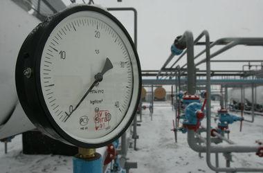 Украина истратила уже 20% запасов газа