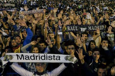 """""""Реал"""" запретил 17 фанатам посещать стадион за оскорбления в адрес Месси"""