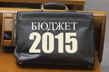 Рада приняла Бюджет-2015 в первом чтении
