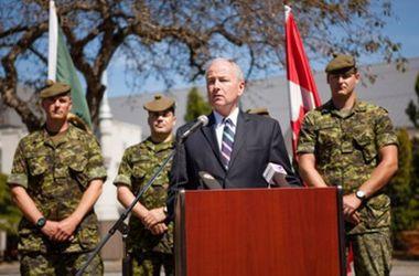 В Канаде назвали условие для начала поставок вооружения Украине