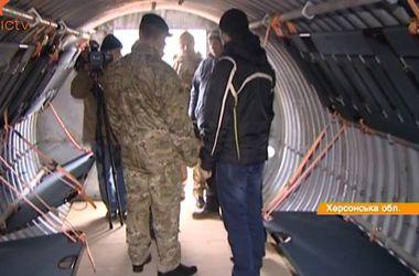 Как пограничники готовятся к возможному вторжению из Крыма