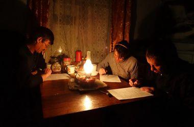 В Одессе продолжаются отключения света