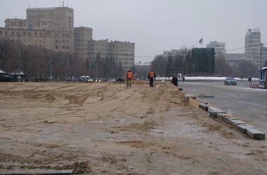 В центре Харькова откроют каток