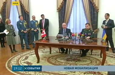 Украинцев ждет новая волна мобилизации
