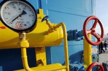 Россия начала поставки газа в Украину