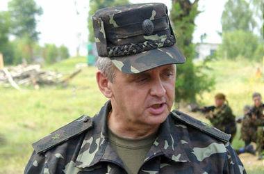 Боевики уже дважды нарушили режим тишины – глава Генштаба
