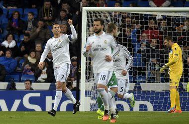 Роналду обошел Рауля по количеству голов в Лиге чемпионов