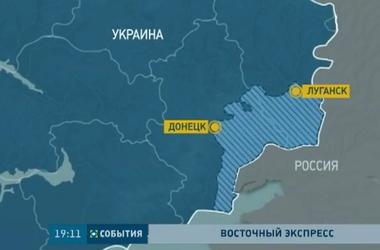 Украинские поезда на оккупированные территории ходить не будут