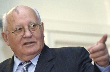 Горбачев знает, как решить кризис на Донбассе