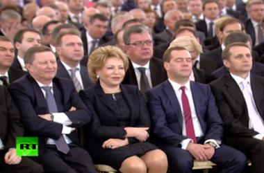 """Медведев: """"Крым – наша история и боль"""""""