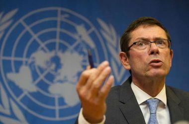 Помощник генсека ООН по правам человека прибыл в Украину