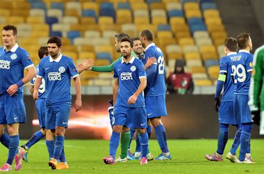 Украина укрепила позиции в обновленном рейтинге УЕФА