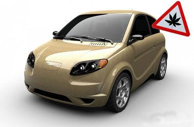 В Канаде создали первый в мире автомобиль из конопли