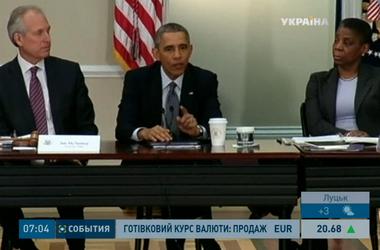 Обама не хочет новых санкций против РФ