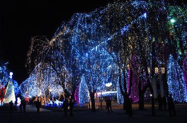 Во сколько обойдется новогодний стол в Днепропетровске