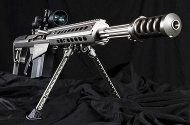 Американская компания Barrett Firearms будет поставлять вооружение в Украину
