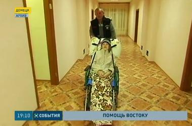 Гуманитарный штаб Рината Ахметова помогает людям с ограниченными возможностями