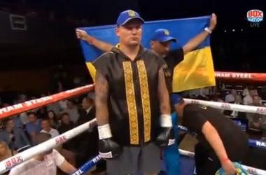 Украинец Руденко проведет бой против брата Тайсона Фьюри