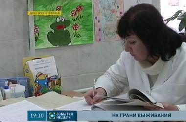 Гуманитарная катастрофа на Донбассе усугубляется