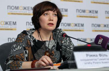 """Гуманитарная помощь от Штаба Ахметова до сих пор не прошла блокпост батальона """"Днепр-1"""""""