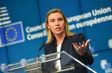 """Могерини: ЕС никогда не признает """"воссоединение"""" Крыма с Россией"""