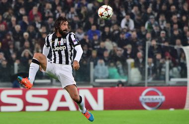 35-летний Пирло признан лучшим футболистом Италии