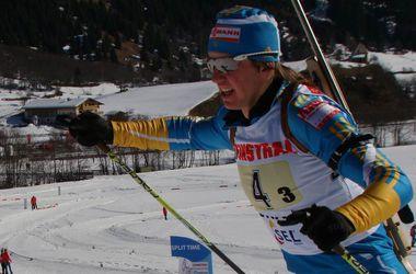 Украинский биатлонист побеждает в индивидуальной гонке Кубка IBU
