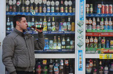 Алкоголь ночью в Киеве: будет или запретят?