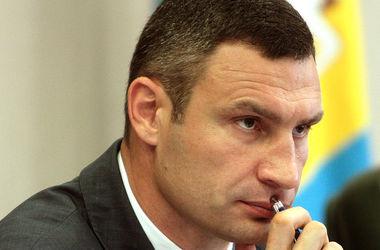 Кличко уволил главу департамента соцполитики КГГА
