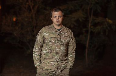 Семенченко так и не смог предоставить доказательств, что в гуманитарном грузе для жителей Донбасса был камуфляж