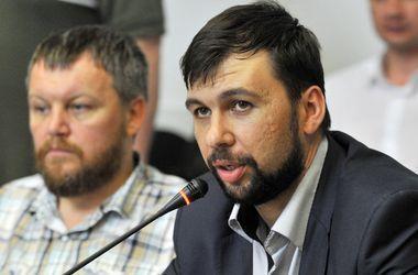 """""""ДНР"""" требует как можно скорее провести минские переговоры, намекая, что режим """"тишины"""" не вечен"""