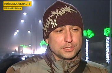Киев экономит на новогодней иллюминации