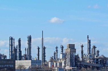 В Украине продолжается обвал промышленности