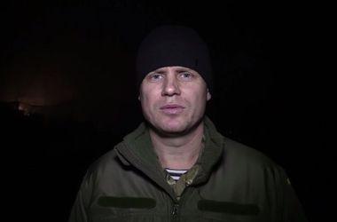 "По ""киборгам"" в Донецком аэропорту работал снайпер - штаб"
