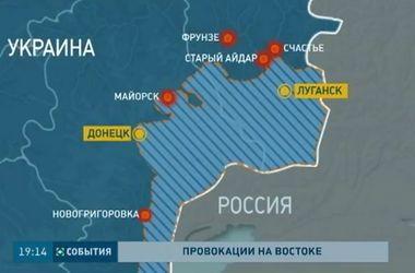 За прошлые сутки было 9 провокаций боевиков