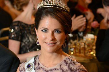 Принцесса Швеции Мадлен ждет второго ребенка