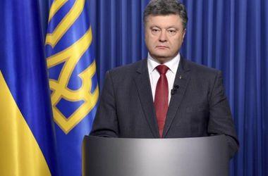Порошенко констатирует увеличение угрозы терроризма и диверсий в Украине