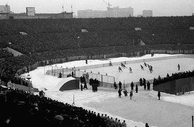 Сегодня - 68 лет со дня старта первого чемпионата СССР по хоккею