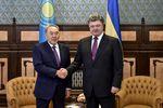 Порошенко надеется наполнить рынок Казахстана продукцией украинского машиностроения