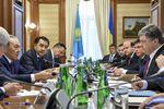 Назарбаев: Торговля с Украиной просела на 30% и это ненормально