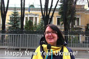 """Россияне поздравили """"киборгов"""" с Новым годом и пожелали Украине победы"""
