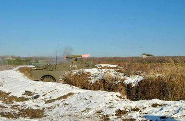 Боевики применяют на Донбассе противотанковые управляемые ракеты