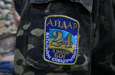"""Бойцы """"Айдара"""" возмущены избиением водителя на Бориспольской трассе"""