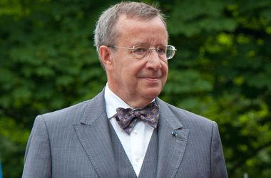 Запад мог убить в зародыше конфликт в Украине, но не сделал этого – президент Эстонии
